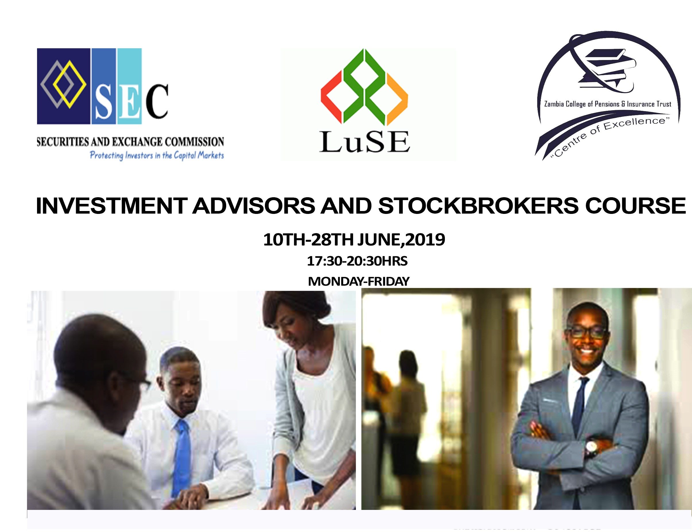 May 1, 2019 – Securities & Exchange Commission Zambia